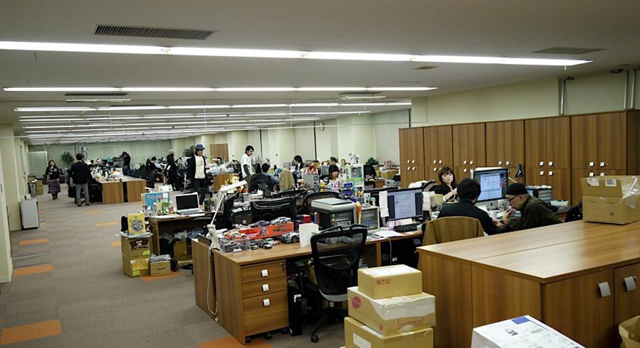 văn phòng làm việc là nơi sinh ra nhiều vi khuẩn