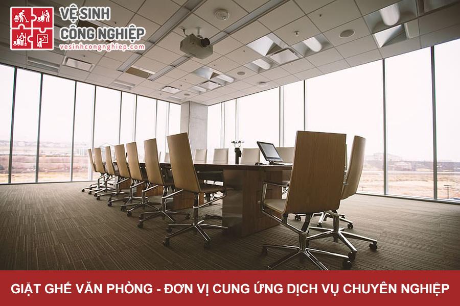 Giặt ghế văn phòng - đơn vị cung ứng dịch vụ chuyên nghiệp tại TPHCM