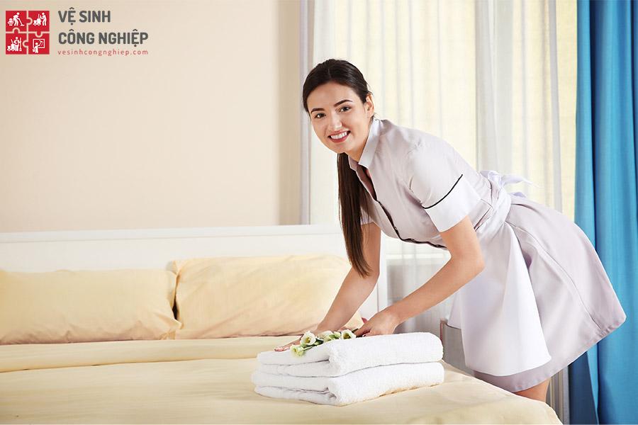 vệ sinh phòng ngủ hiệu quả bảo vệ sức khỏe