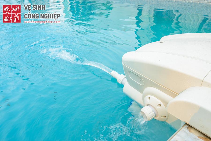 hệ thống khử trùng nước tuần hoàn