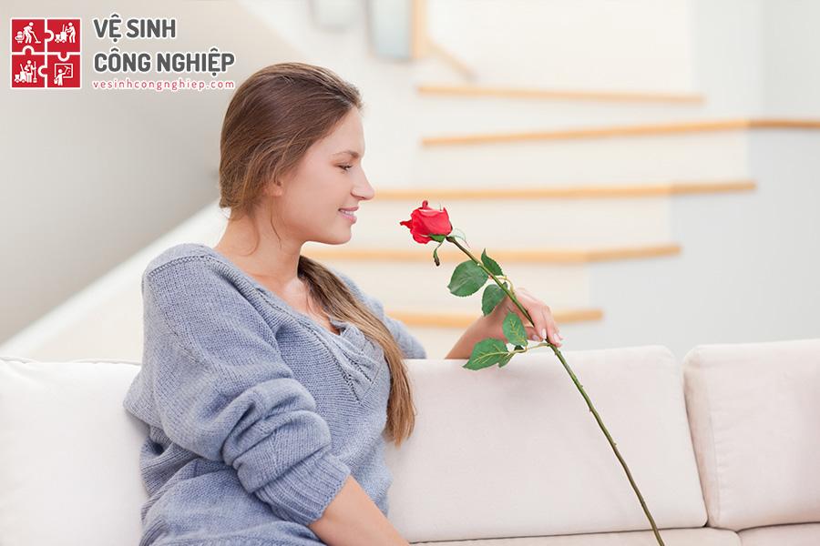 tạo hương thơm trong nhà