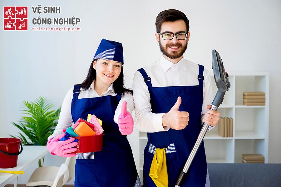 tiêu chuẩn dịch vụ vệ sinh nhà cửa