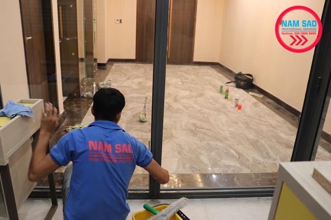 vệ sinh sau xây dựng - hình 2