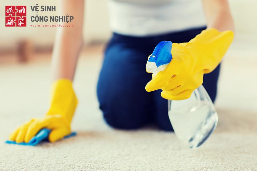 mẹo vặt làm sạch thảm gia đình - hình 1