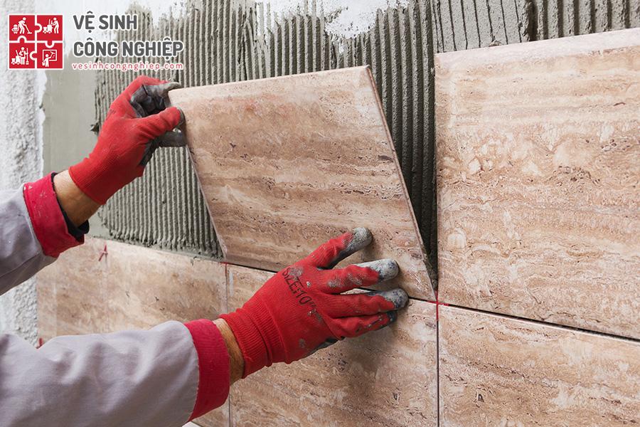 gạch ốp tường chống thấm