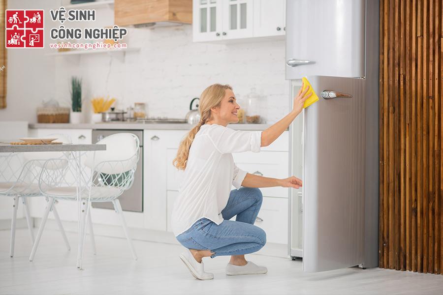 vệ sinh tủ lạnh - hình 2
