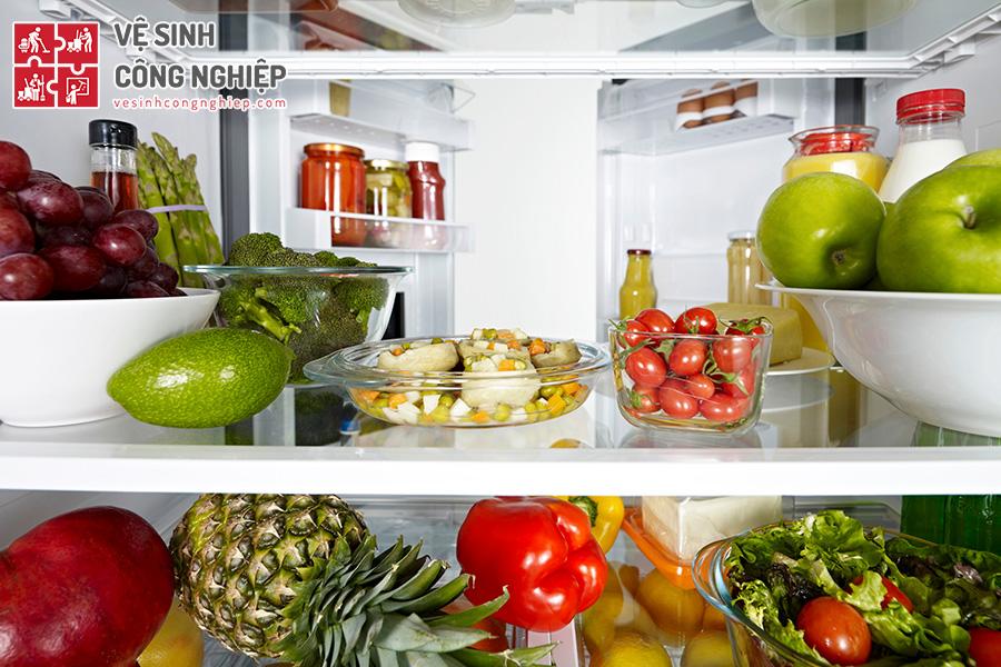 vệ sinh tủ lạnh - hình 4