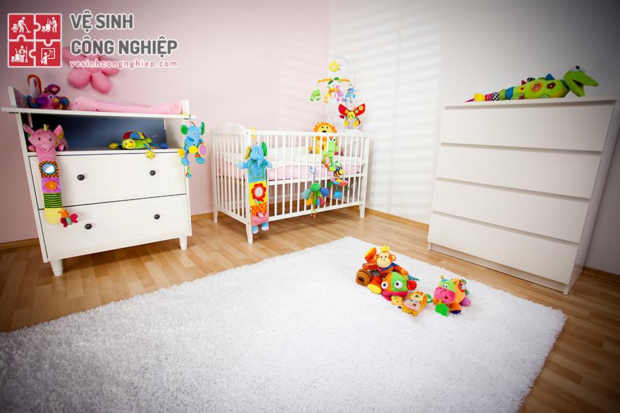 phòng của trẻ em