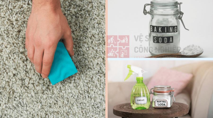 5 cách vệ sinh thảm văn phòng hiệu quả tức thì